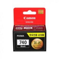 [Canon] 정품잉크 PG-740 검정 (MG2170/8ml) 캐논잉크
