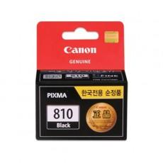 [Canon] 정품잉크 PG-810 검정 (IP2770/9ml) 캐논잉크