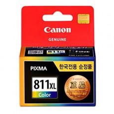 [Canon] 정품잉크 CL-811XL 컬러3색 (IP2770/대용량) 캐논잉크