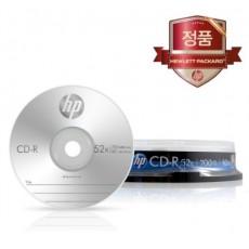 [HP] CD-R, 52배속, 700MB [케익/10매]