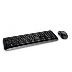[마이크로소프트] 무선 데스크탑 세트, Wireless Desktop 850 [MS코리아정품] [블랙]