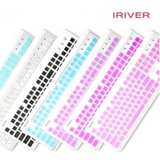 [아이리버] 유선키보드, EQwear-K30 (이큐웨어 K30) [색상선택/USB/키스킨포함]